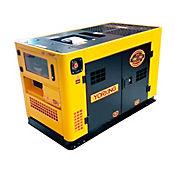 Planta Eléctrica Cabinada  10 Kva  Bifásica, Diesel 3600 Rpm  Tablero Digital