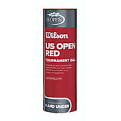 Tarro de Pelotas Tenis Set x 3 Tournament Red