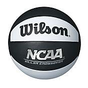 Balon de Baloncesto Color Blanco/Negro