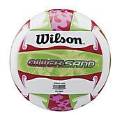 Balón de Voleibol Rosa Quicksand