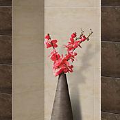 Piso Cerámico Piedra Francesa Beige Mate 30x60 cm Caja 1.62m2