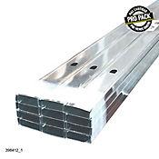 Paral B9 Paquete X 24 Und. 3-5/8 X 11/4 Pulgadas 0.40mm 2.44m