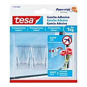 Ganchos Adhesivos Deco Transparente 1 Kg X 2 Und