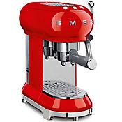Máquina para Espresso 120V Rojo ECF01RDUS