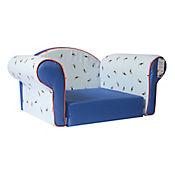 Sofa Cama Pequeño Azul