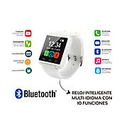 Reloj Inteligente Bluetooth Pantalla Táctil
