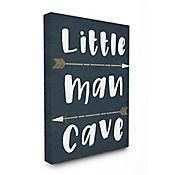 Cuadro en Lienzo Little Man Cave 41x51