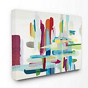 Cuadro en Lienzo Hatch Abstraction 61x76