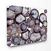 Cuadro en Lienzo Abstract Geode 76x102