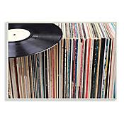 Cuadro Decorativo Vintage Records Placa 32x47