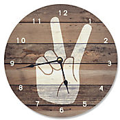 Reloj A Time For Peace 30x30