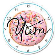 Reloj Yum Time Dona 30x30