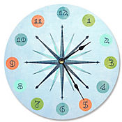 Reloj Vintage Atomic Age 30x30