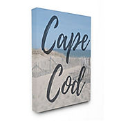 Cuadro en Lienzo Playa Cape Cod Moderno 76x102