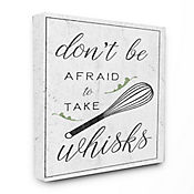 Cuadro en Lienzo Take Whisks! 61x76