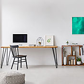Piso Cerámico Licata Blanco Cara Diferenciada 45.8x45.8 Caja 1.89 m2