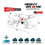 Dron A Control Remoto Cámara Y Wifi Heavy Drone