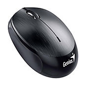 Mouse Bluetooth NX-9000BT Gris Oscuro