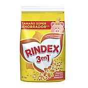 Rindex Polvo Flores para Mis Amores x4000gr x3 Litros