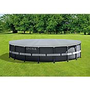 Cobertor Intex Piscina Metálica Ultraframe 549 Cm - Rayos Uv