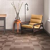 Piso Cerámico Maple Multicolor Cara Diferenciada 45.8x45.8 Caja 1.89 m2