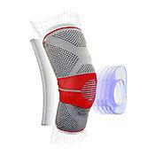 Rodillera Ortopédica para Atletas con Soporte de Rótula Talla L Color Gris