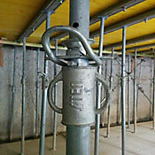 Set x 50 Unidades de Paral Galvanizado de 2,52-4 Mts