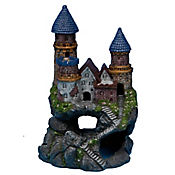 Decoración para Acuario Castillo Embrujado