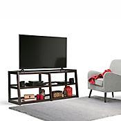 Mueble para TV Sawhorse 51x66x152 Castaño