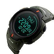 Reloj Digital Deportivo Brújula5M 1231 Verde Militar