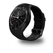 Smartwatch SIM Card Podómetro 128MB Android Negro Y1