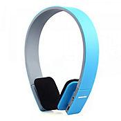 Audífonos Manos Libres Diadema Bluetooth V4.1+EDR Azul