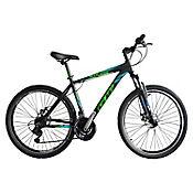 Bicicleta Alligator Talla M Rin 29 pulgadas 21 Velocidades Negro - Azul