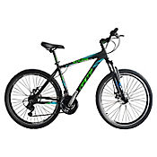 Bicicleta Alligator Talla M Rin 29 pulgadas 27 Velocidades Negro - Azul