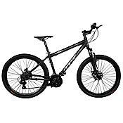 Bicicleta Hyena Talla M Rin 29 pulgadas Suspensión Bloqueo Shimano Negro - Gris