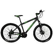 Bicicleta Hyena Talla M Rin 29 pulgadas Suspensión Bloqueo Shimano Negro - Verde