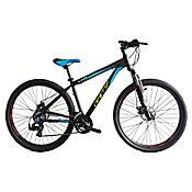 Bicicleta Lynx Talla M Rin 27,5 pulgadas Suspensión Bloqueo Shimano Negro - Azul
