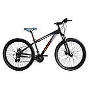 Bicicleta Lynx Talla M Rin 27,5 pulgadas Suspensión Bloqueo Shimano Negro - Naranja