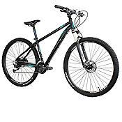 Bicicleta Ocelot Talla M Rin 29 pulgadas Suspensión Delantera Shimano Tipo Moto Negro - Azul