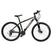 Bicicleta Ocelot Talla M Rin 29 pulgadas Suspensión Bloqueo Shimano Negro - Rojo