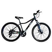 Bicicleta Deer Talla S Rin 27,5 pulgadas 27 Velocidades Negro