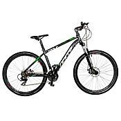 Bicicleta Wolf Talla M Rin 29 pulgadas Suspensión Delantera Shimano Negro - Blanco