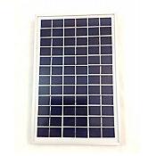 Panel Solar Policristalino 5W,12V