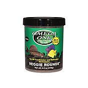 Comida para Peces Espirulina Veggie Rounds 118Gr