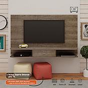 Panel Studio para TV de Hasta 55 Pulgadas Canela