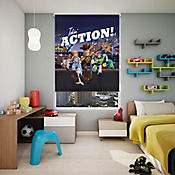 Cortina Enrollable Blackout Toy Story 160x180 cm