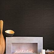 Fachaleta Cerámica Macao Negro Cara Única 30x60 cm Caja 1.62 m2