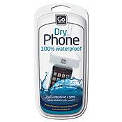 Estuche de Plástico Protector de Agua para Teléfono Transparente