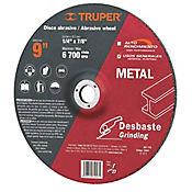 Disco Desbaste de Metal Uso General 9Pulg