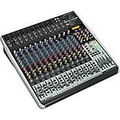 Consola Qx2442usb Mezclador Audio